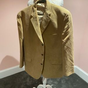Calvin Klein Macy's corduroy jacket